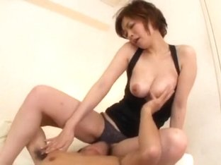 Amazing Japanese slut Nao Mizuki in Incredible Handjobs, Blowjob/Fera JAV video
