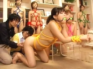 Hottest Japanese chick in Crazy BDSM, Dildos/Toys JAV video