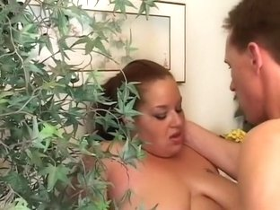 Horny pornstar Elizabeth Rollings in hottest bbw, brunette sex movie