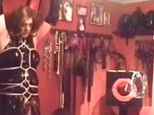 Alison Thighbootboy and Domina Paula - Rope Slavery
