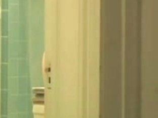 Hidden Webcam Of Wife After Shower