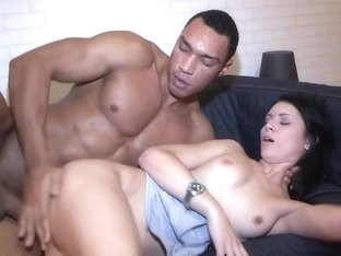 Very big and hard member fucks pussy and ass holes
