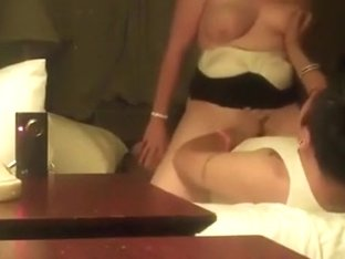 Girl loves a rough missionary fucked and then rides her bf on top