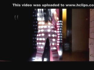 Exotic ass popping web camera constricted garments movie