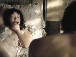Deadwood S02E01 (2005) Molly Parker