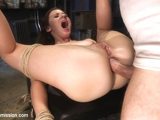 Audrey Holiday  John Strong in The Grinder - SexAndSubmission