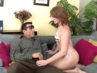 Incredible pornstar Farrah Rae in best cumshots, big ass adult movie
