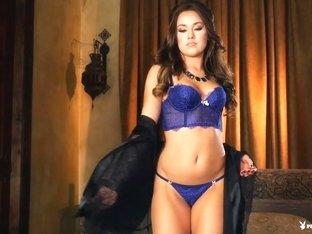 Best pornstar Kalyn DeClue in Amazing Solo Girl, Striptease porn clip