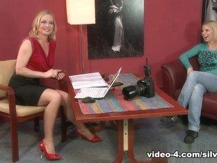 Horny pornstar in Crazy Blonde, Big Tits porn scene