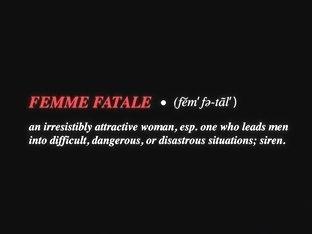 Femme Fatales S02E10 Sadie Alexandru