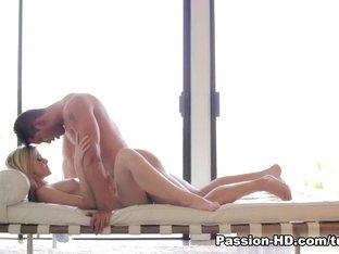 Best pornstar Abigaile Johnson in Incredible Blonde, Small Tits adult scene