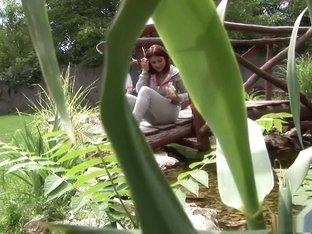 Fabulous pornstar in exotic facial, outdoor xxx scene