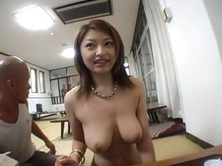Best Japanese model Alice Hoshi in Amazing Big Tits JAV clip