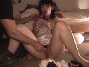 Best Japanese model Kami Kimura in Hottest Fetish JAV scene