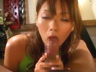 Horny Japanese whore Nana Aikawa in Amazing Close-up JAV scene