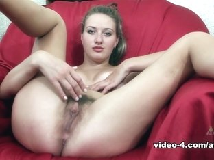 Horny pornstar in Hottest Hairy, Solo Girl xxx movie