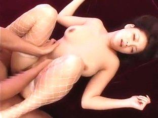 Amazing Japanese chick Sayaka Ando in Hottest Cunnilingus, Gangbang JAV scene
