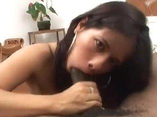 Brazillian Isabella. POV oral sex. excellent booty!!