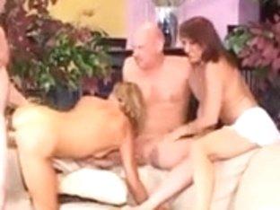 A Pornstar House Party