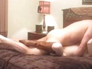 Horny cowgirl fucks hard on a webcam