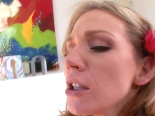 Anal with the hottest MILF