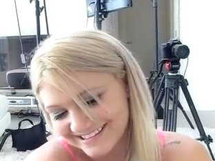 Amber's Calendar Audition - netvideogirls