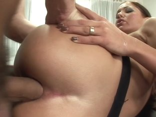 PinkoHD XXX video: Punished by cock and cum