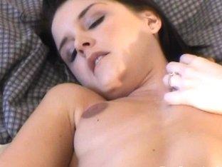 The Female Orgasm: Elle Brooke Uses Her Fingers
