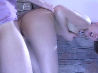 PantyhoseTales Video: Madeleine and Connor A