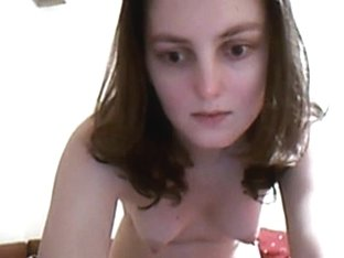 Romanian slut on the webcam