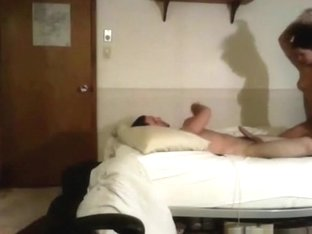 Hot brunette has 69, missionary, doggystyle and cowgirl sex.