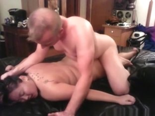 The wife watches how i fuck this asian slut !!!