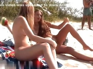 hot girls sunbathing naked