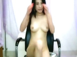 Peep! Live chat Masturbation! - Korean Hen slim body Korea cutie of Hawt dance