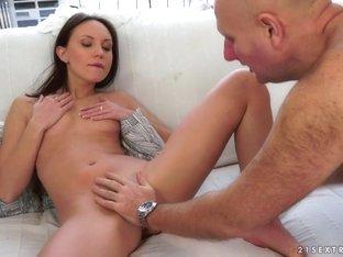 Exotic pornstar in Amazing Oldie, College porn video