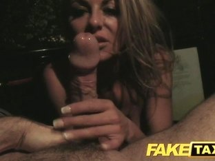 Best pornstar in Crazy Reality, Blowjob adult movie