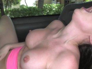 White pornstar loves black dick