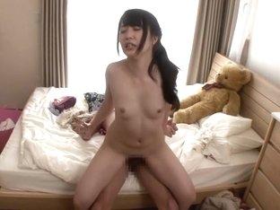 Порно на парте японское — 12