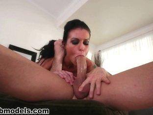Crazy pornstar Sea J. Raw in Horny Cumshots, POV porn movie