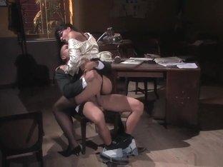 Horny pornstar Simony Diamond in amazing european, brazilian sex movie