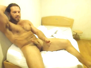 Brock Jacobs Very Intense Masturbation