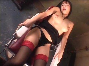 Hottest Japanese model Riho Matsuoka, Mami Gotoh, Shizuku Tsukino in Exotic Big Tits, Stockings/Pa.