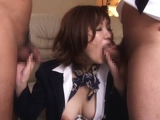 Incredible Japanese whore Sayuri Kotose in Fabulous JAV censored Fetish, Hairy movie