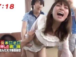 Hottest Japanese model Harumi Asano, Kana Mayazaki, Minami Machida in Horny Dildos/Toys, Cunniling.