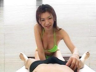 Amazing Japanese model Mai Hanano in Fabulous Big Tits, POV JAV scene