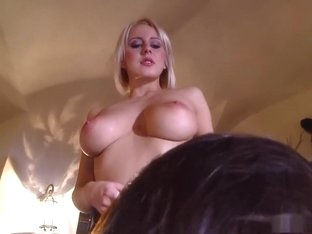 Amazing pornstar Mandy Dee in horny blonde, anal adult clip