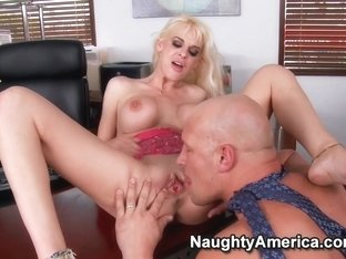 Sandy Simmers & Christian in My Wife Shot Friend