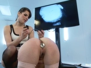 Missy Minks is FINALLY back for Electrosex!!