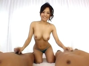 Fabulous Japanese whore Sora Aoi in Horny Group Sex, Fetish JAV clip