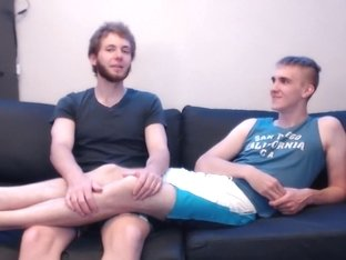 Fabulous homemade gay video with Webcam scenes